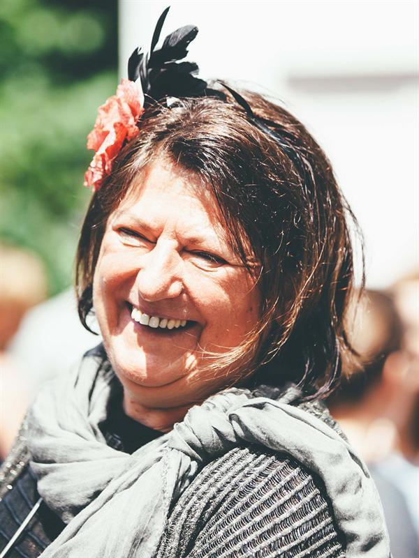 Jacqueline Verschoore