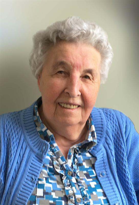 Marie Madeleine Van Leuven