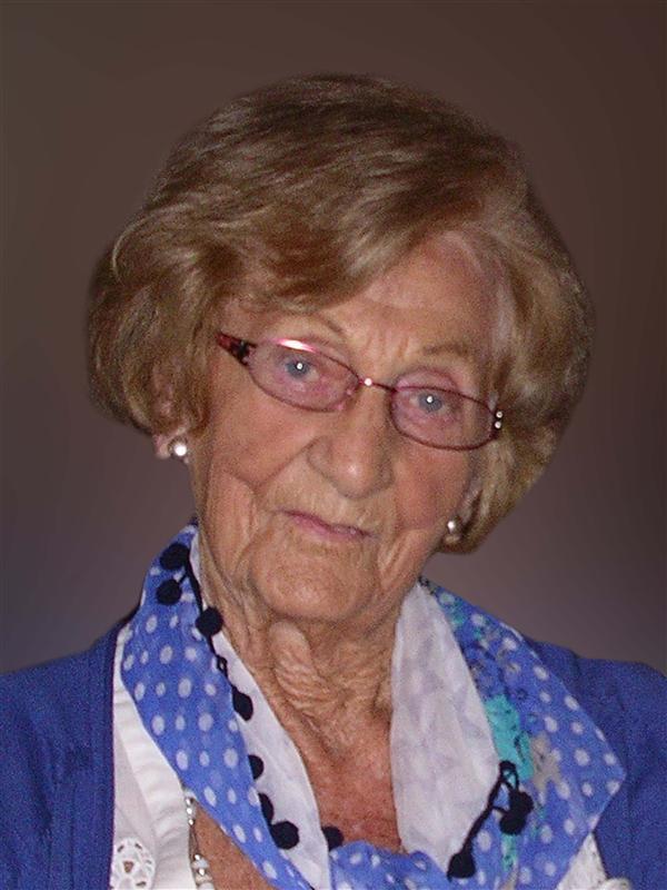 Yvonne Van Geert